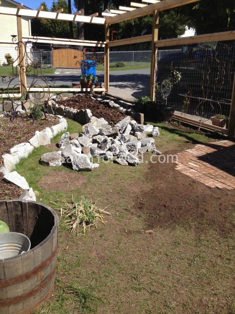 Creating a No-Dig Bed - Lawn to Food
